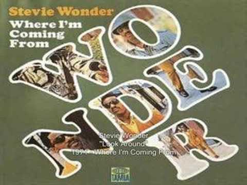 Stevie Wonder - Look Around
