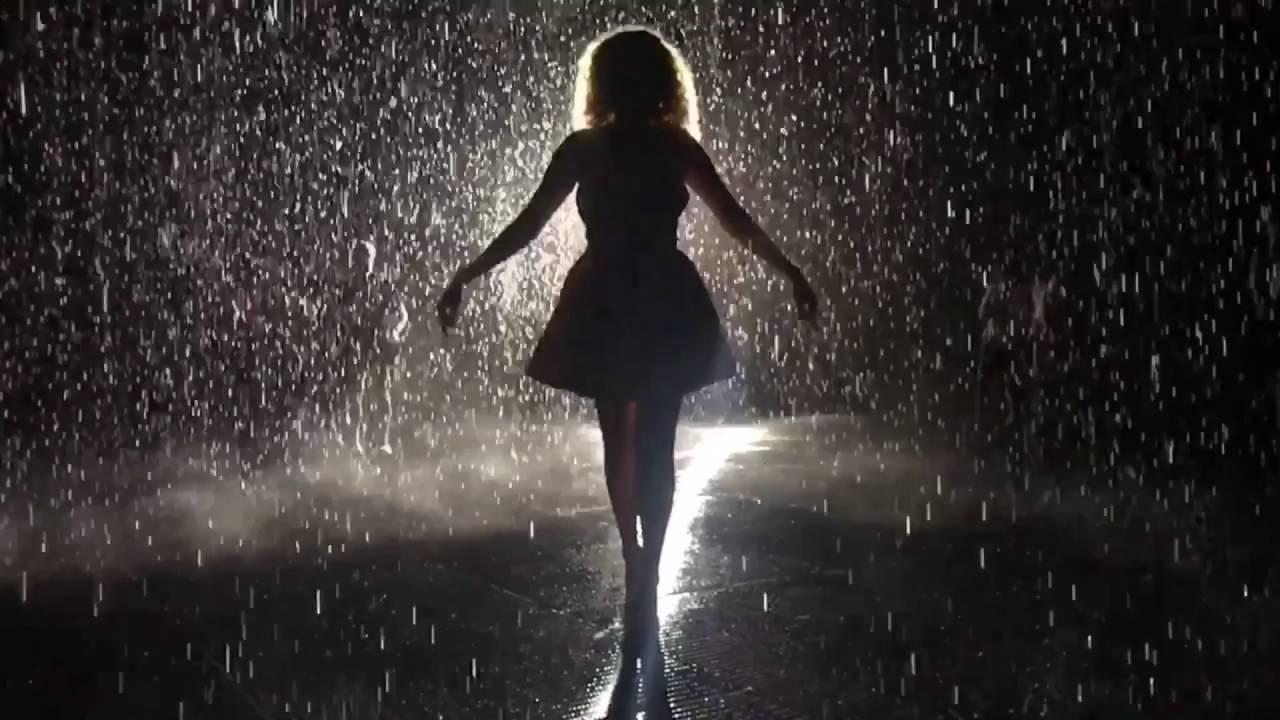 Rain Room experience in LACMA, Los Angeles - YouTube