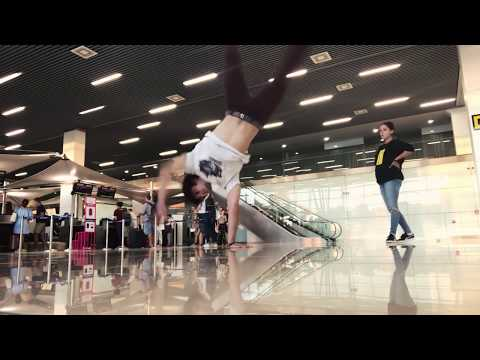 Bboy Freax - Airport Sessions