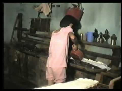 Video Gia truyền về quá trình làm đậu hũ Việt Nam