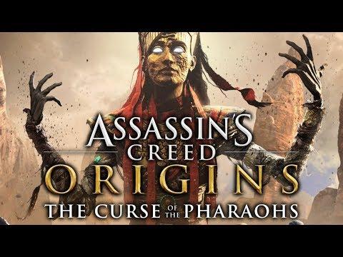 Assassin&39;s Creed Origins: The Curse of the Pharaohs Original Game Soundtrack  Elitsa Alexandrova