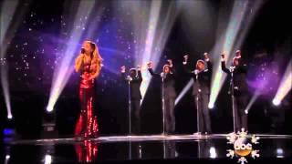 Ariana Grande LIVE at the AMA 2013
