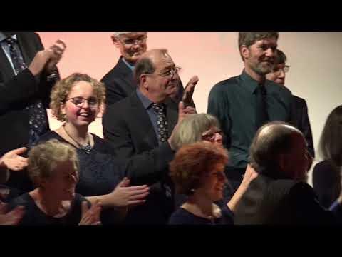 Leverkusen: Weihnachtskonzert Blue Mountain Singers 1/2 (09.12.2018)