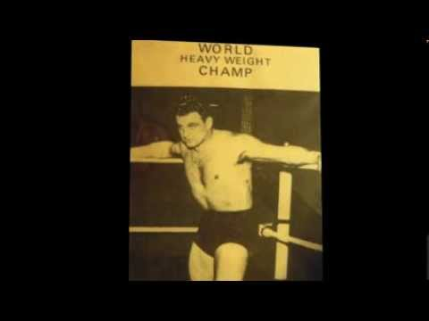 Legendary Wrestling Champ, Promoter, and 2013 GBSHOF Inductee Ed Don George