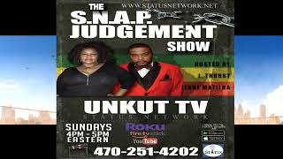 The S.N.A.P Judgment Show 10-13-19