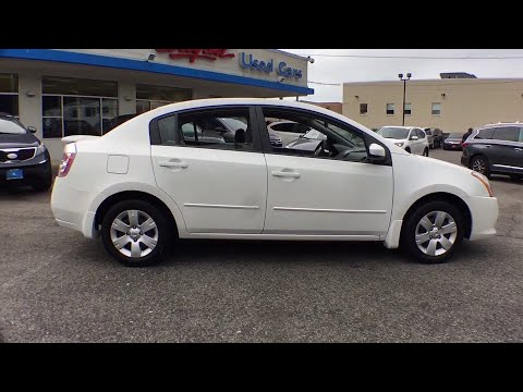 2012 Nissan Sentra White Plains, New Rochelle, Westchester, Scarsdale, Greenwich, NY U22921T