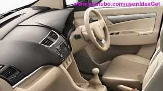 Maruthi LUV ERTIGA exclusive review with interior