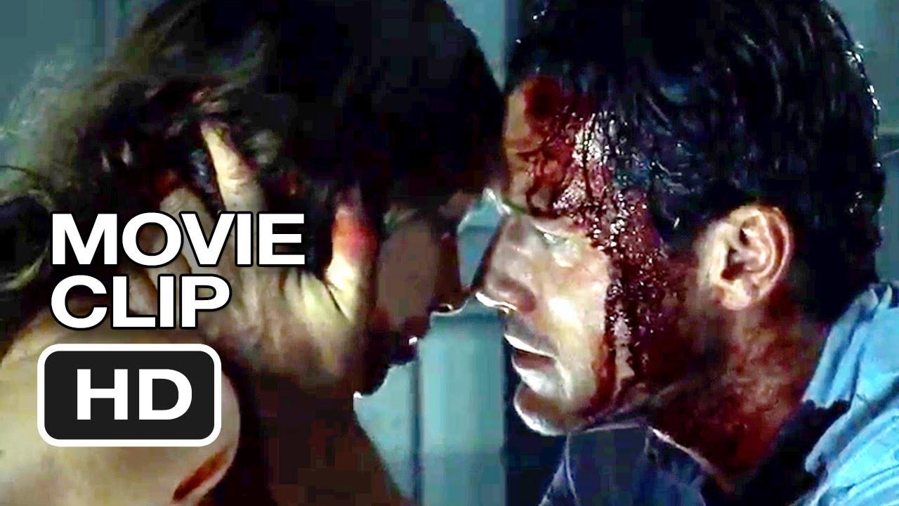 No One Lives Movie CLIP - Zip Tie (2013) - Luke Evans Horror Movie HD