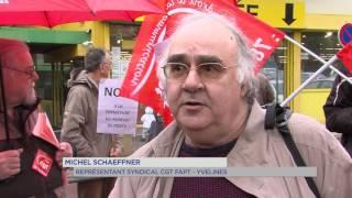 Plaisir : mobilisation contre la fermeture du bureau de La Poste