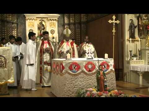 St.Thomas Day July 6th 2008 EGG Switzerland- Song of St. Thomas