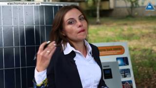 видео аккумуляторы для солнечных электростанций