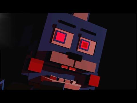 five nights at minecraft remastered
