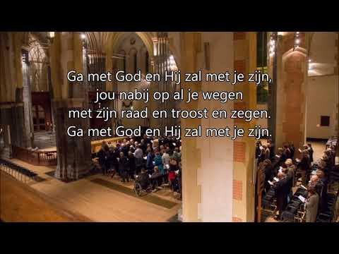 Lied 416; Ga met God en Hij zal met je zijn; Samenzang; Martinikerk Groningen