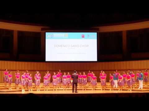 Domenico Savio Choir - GRAND PRIX Orientale Concentus X (Orde e)