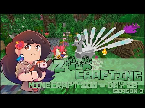 Prince of the Peafowl?! 🐘 Zoo Crafting: Episode #26 🐘 Season 3