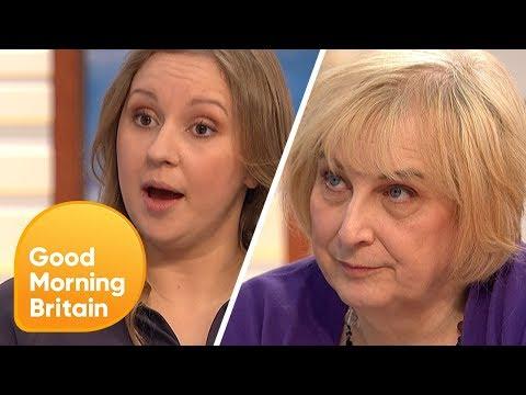 Does Gender Self-Identification Put Women at Risk? | Good Morning Britain