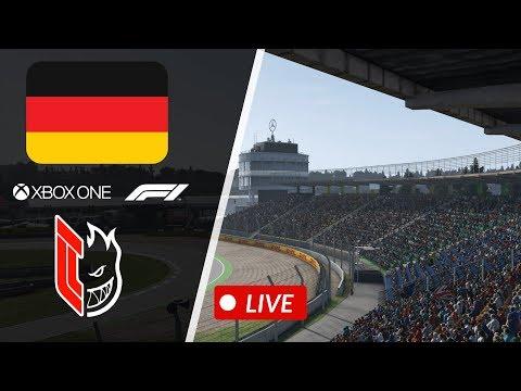 F1 2019 E-SPORTS ALEMANHA SPITFIRE 21T 2ETAPA XBOX ONE
