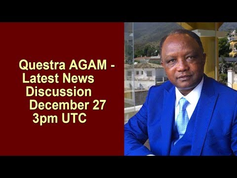Questra AGAM - Latest News Discussion