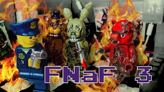 Lego Five Nights at Freddy's 3 - Лего Пять Ночей У Фредди 3 (DM часть 12)