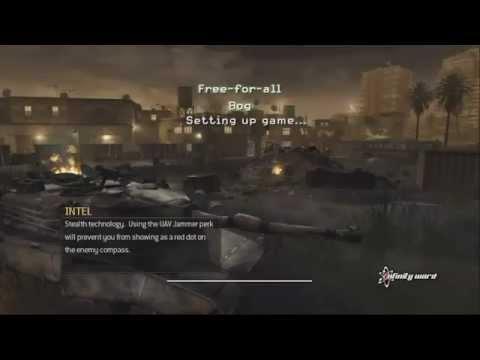 NBM | v1 Call of Duty 4 R2R Mod Menu