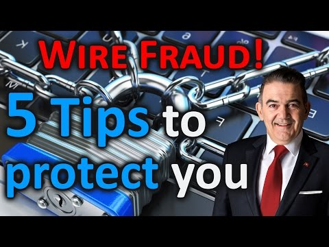 Wire Fraud – 5 Tips to protect your Swiss Bank Account