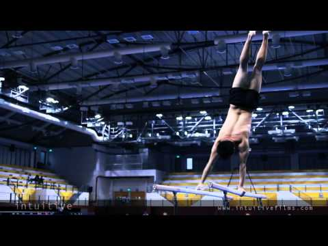 Singapore Youth Olympic Games 'Male Artistic Gymnastics' Sports Interview (HD)