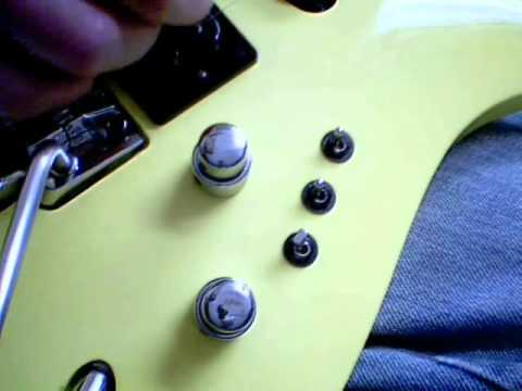 dan armstrong super strat guitar wiring demo youtube rh youtube com super strat wiring kit superstrat wiring harness
