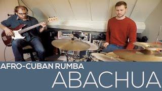 "Abachua: when Bach chorale meets Afro-Cuban rumba style ""Abakuá"" (Abacua, Abakwa)"