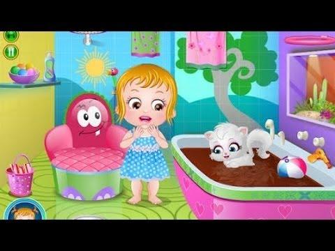 baby hazel spa bath baby hazel game movie gameplay kids children games youtube. Black Bedroom Furniture Sets. Home Design Ideas