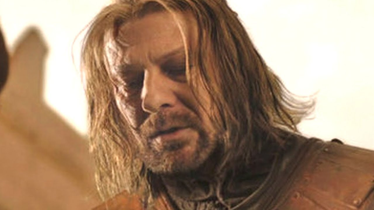 What Ned Stark Whispered During His Game Of Thrones Death