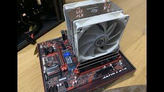 구리 컴퓨터수리 그래픽카드만 그대로 사용하고 컴퓨터 조…