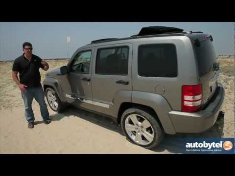 2012 Jeep Liberty Test Drive & SUV Video Review