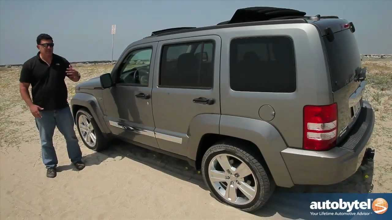 2012 Jeep Liberty Test Drive U0026 SUV Video Review