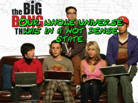 The Big Bang Theory Intro with Lyrics