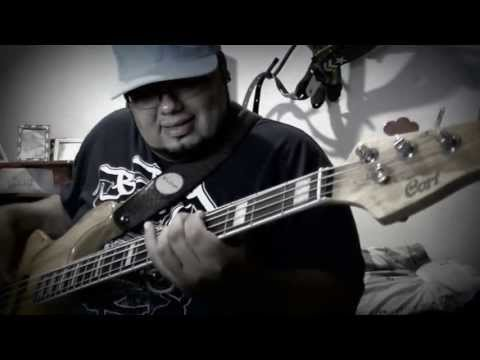 Jota quest-na moral Bass cover.