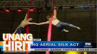 Unang Hirit: Amazing Aerial at Acrobats Show sa Quezon City
