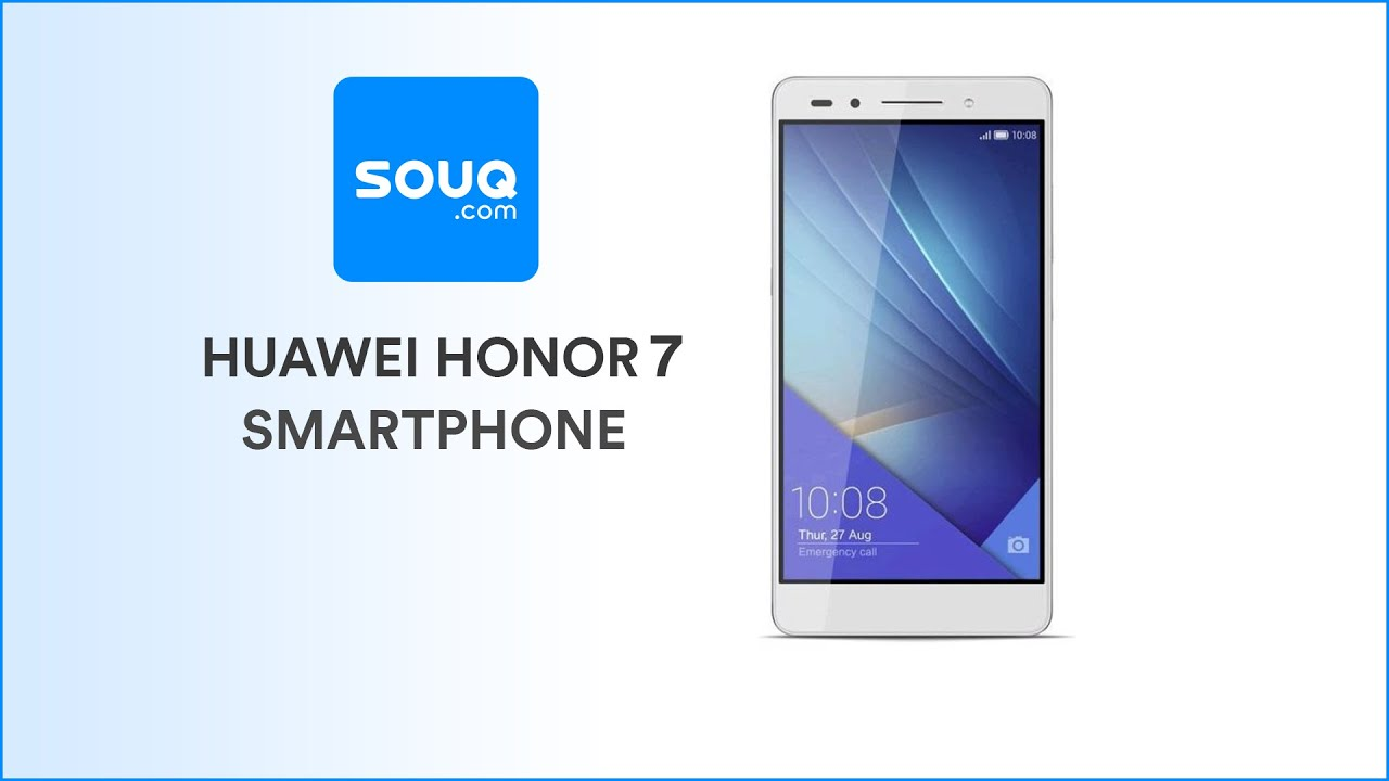 Huawei Honor 7 Smartphone review on Souq com