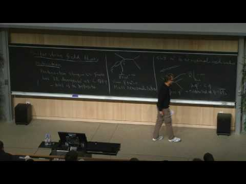 Ashoke Sen - String field theory and its applications - Lecture 1