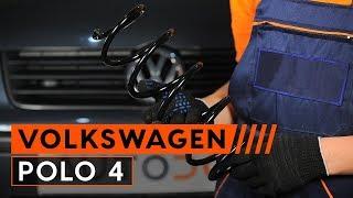 Spiraalveer veranderen VW POLO: werkplaatshandboek