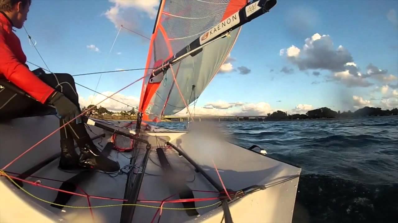 GoPro HD: 29er sailing - North Wales - YouTube