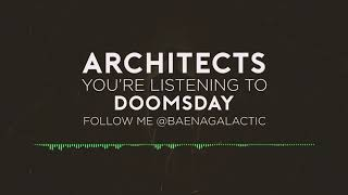 Architects - Doomsday (Guitar + Instrumental Cover) - Andrew Baena