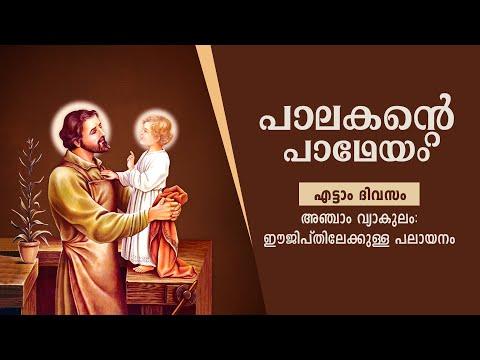Palakante Padheyam | Day 08 | 33 Days Consecration to St. Joseph