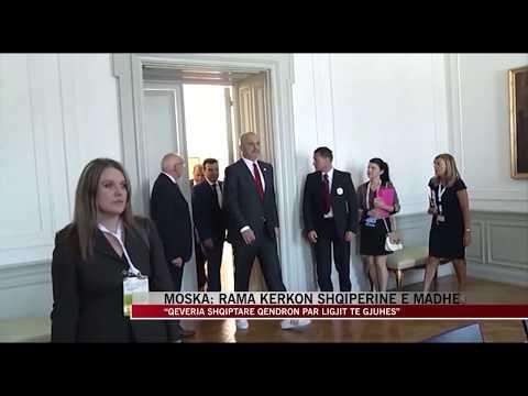 Moska: Rama kërkon Shqipërinë e madhe - News, Lajme - Vizion Plus
