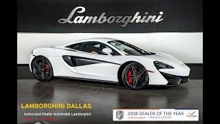 2017 McLaren 570S Silica White LT1198