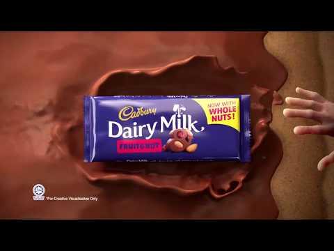 Cadbury Dairy Milk Whole Nuts