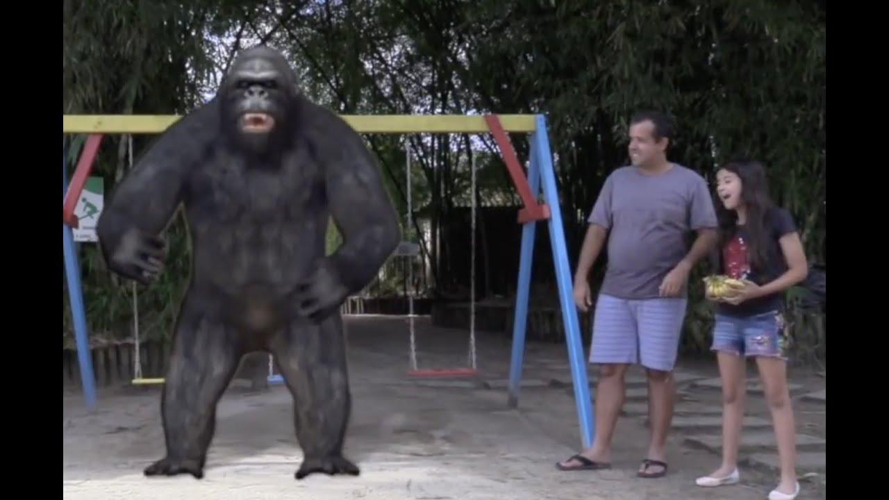 Download : KIDs And Monkey, Johny Johny Yes Papa 22 Mp3 Mp4