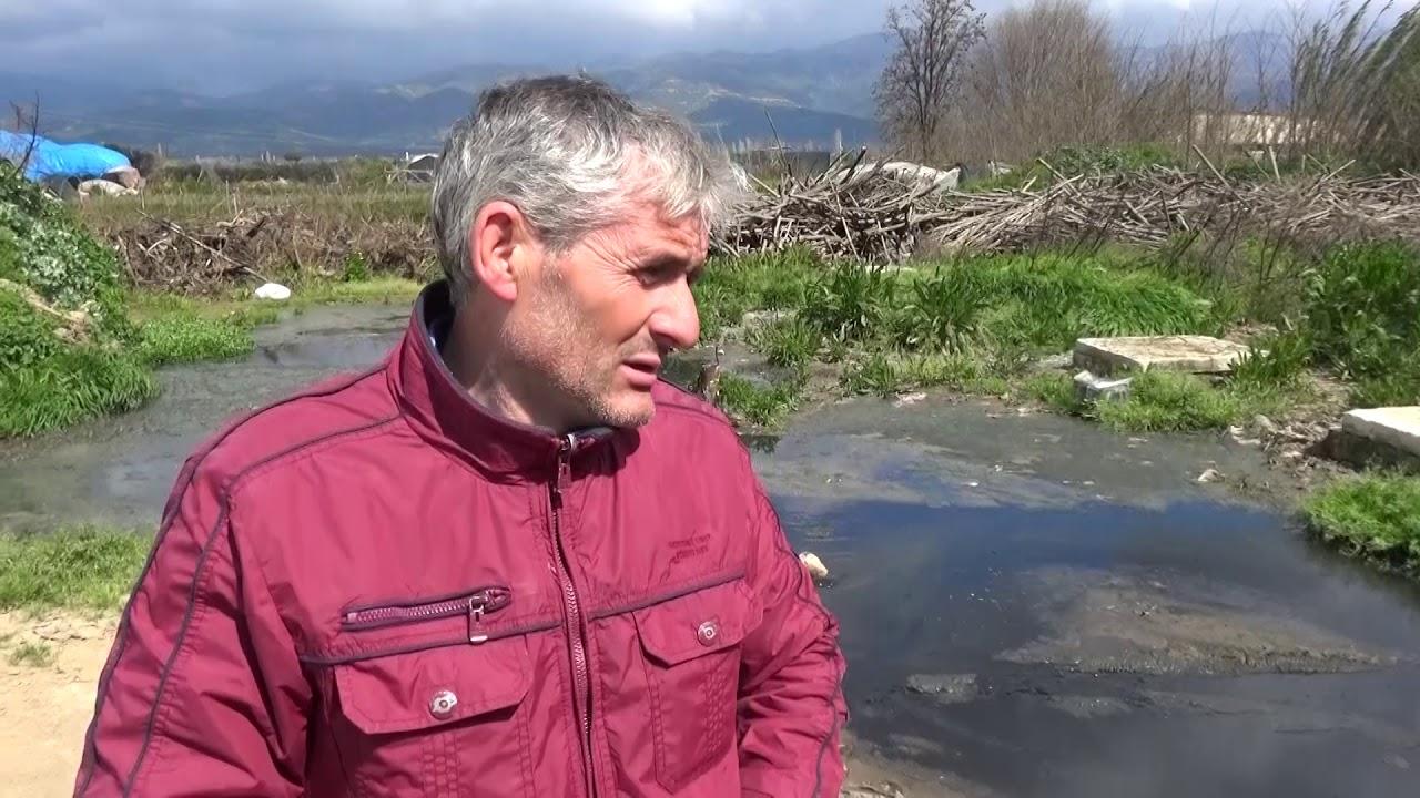 Atık su problemine çözüm bekliyor