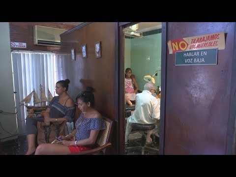 A visit with one of the last private doctors in Cuba