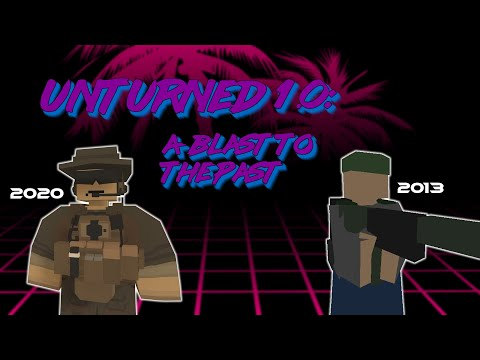 Unturned 1.0: A Brief History
