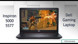 Dell Gaming Laptop 5000 5577